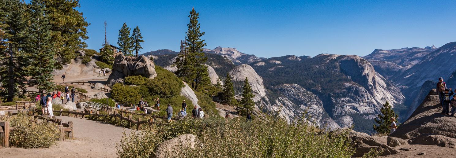 Yosemite Valley Overlook